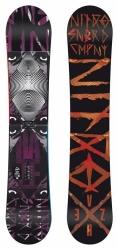 Freestyle snowboard Nitro Haze, kvalitní freestylové snowboardy