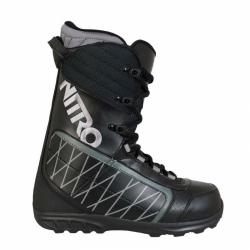 Boty na snowboard Nitro Grifter black