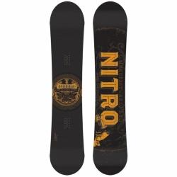 Snowboard Nitro Magnum wide širší
