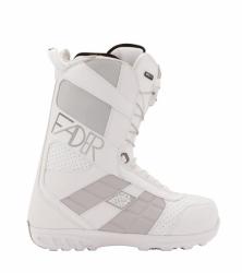 Dámské bílé boty Nitro Fader s TLS stahováním, dámská snb obuv levně