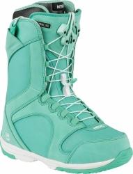 Dámské snb boty Nitro Monarch TLS mint, kvalitní dámské snowboardové boty