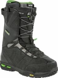 Snowboardové boty Nitro Select TLS black, nejlepší boty na snowboard