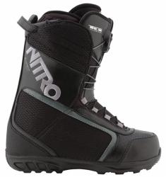 Dámské boty Nitro Fader TLS black, kvalitní levné snb boty pro ženy