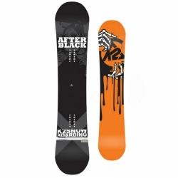 Snowboard K2 After Black, pánské freestyle/allmountain snowboardy K2