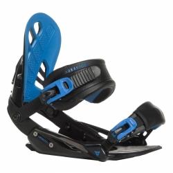 Snowboard vázání Gravity G1 black/blue 2017