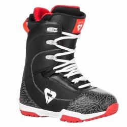 Dámské boty Gravity Aura black/red