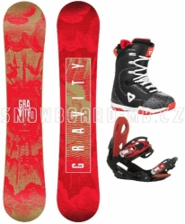 Snowboard komplet Gravity Electra