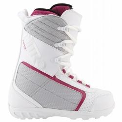 Dámské boty Nitro Fader white/bílé snowboardová obuv dámská