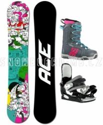 Damský snowboardový komplet Ace Mayday