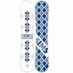 Dámský snowboard Sims Nebula
