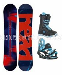 Chlapecký snowboard komplet Head Evil Youth
