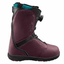 Dámské snowboard boty Flow Onyx Coiler berry/vínové