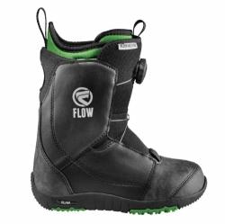 Dětské boty Flow Micron Boa black