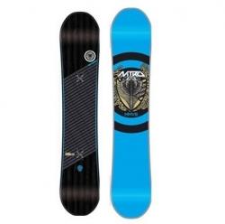 Snowboard NITRO TEAM 152 cm, allmountain snb pánský