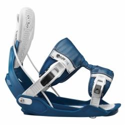 Snowboardové vázání Flow Five blue/modré