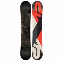 Snowboard K2 Standard wide širší