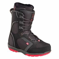 Snowboardové boty Head Scout Pro black/red černé/červené