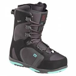 Dámské a dívčí snowboardové boty Head Galore black/blue
