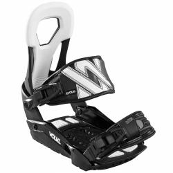 Snowboardové vázání Volkl Straptec s posuvnou patou a nastavitelnou velikostí