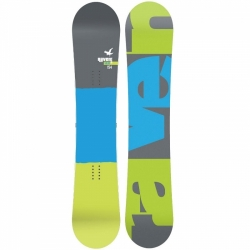 Snowboard Raven Solid blue/grey/green