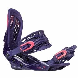 Dámské snb vázání Gravity G3 Lady deep purple