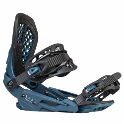 Snowboardové vázání Gravity G3 blue/black fade