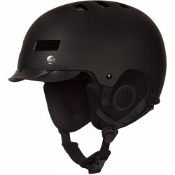 Zimní snow helma Woox Brainsaver dark