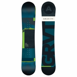 Snowboard Gravity Adventure 2018