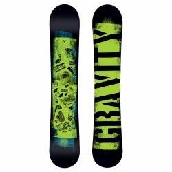 Chlapecký snowboard Gravity Flash 2018