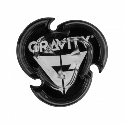 Grip Gravity Icon Mat black