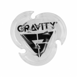 Grip Gravity Icon Mat clear