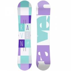 Dámský snowboard Raven Laura 2018
