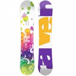 Dámský snowboard Raven Lucy, univerzální snowboardy pro dívky a ženy