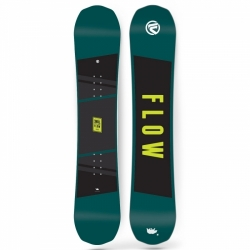 Dětský snowboard Flow Micron Chill 2018