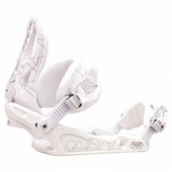 Dámské vázání NITRO Raiden DECO white/bílé