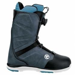 Snowboardové boty Flow Aero Coiler slate/šedo modré