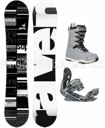 Snowboard komplet Raven Supreme 2018