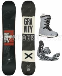 Pánský snowboard komplet Gravity Silent