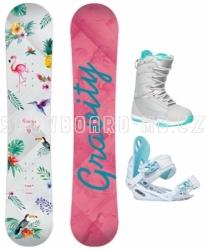 Dívčí komplet Gravity Fairy (větší boty)