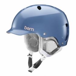 Dámská helma Bern Lenox satin indigo