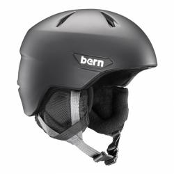 Chlapecká helma Bern Weston Jr matte black