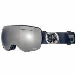 Snow brýle s vyjímatelným měnitelným sklem Pitcha FSP Camo green/silver mirrored khaki
