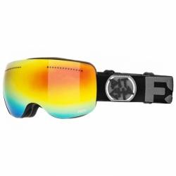 Snow brýle Pitcha FSP Ultra black/iridium mirrored