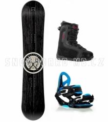 Snowboardový komplet Westige Apache s botami