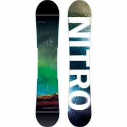 Snowboard Nitro Team Exposure 2019