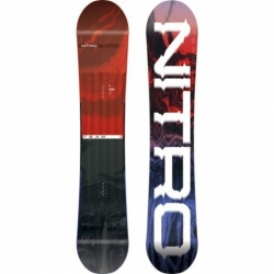 Snowboard Nitro Team wide 2019