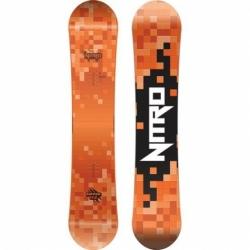 Dětský snowboard Nitro Ripper Youth 2019