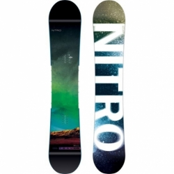 Snowboard Nitro Team Exposure Gullwing 2019