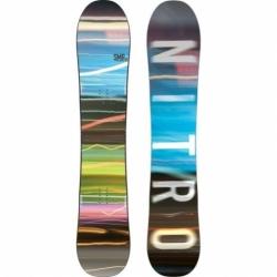 Snowboard Nitro SMP 2019