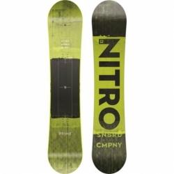 Snowboard Nitro Prime Toxic Wide 2019